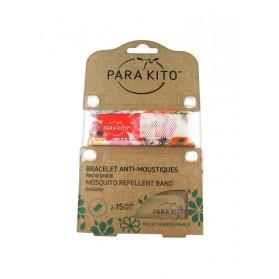 Para'Kito Bracelet Anti-moustique Flowery