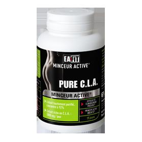 EAFIT Pure CLA Minceur Active 90 capsules