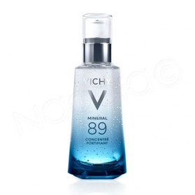 VICHY - Mineral 89 - Booster Quotidien Fortifiant et Repulpant, 50ml