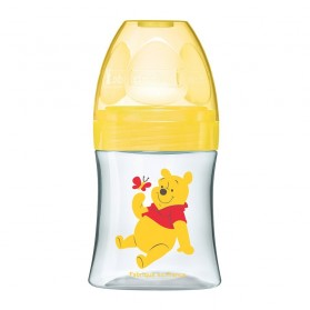 DODIE Biberon Sensation+ 150 ml Winnie Jaune 0-6 Mois