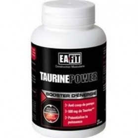 EAFIT Taurine Power Energie 90 gélules