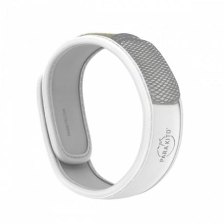 Para'Kito Bracelet Anti-moustique BLANC