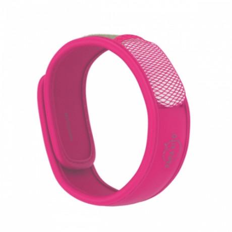 Para'Kito Bracelet Anti-moustique FUSCHIA