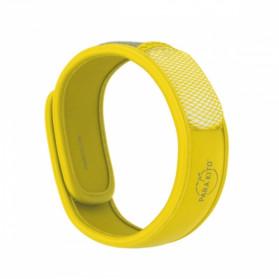 Para'Kito Bracelet Anti-moustique JAUNE