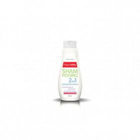 Pharmaprix Shampooing 2en1 Antipelliculaire 500ml
