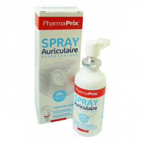 PHARMAPRIX Spray Auriculaire Hypertonique 50ml