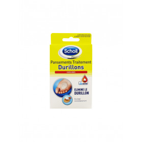 Scholl Pansements Coricides pour Durillons