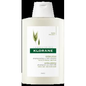 Klorane Shampooing lait d'avoine 200ml