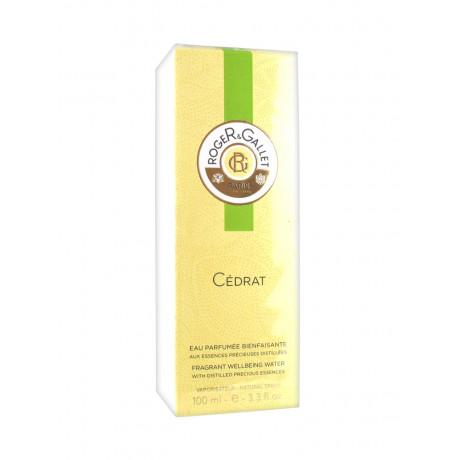 Roger & Gallet Eau Fraîche Parfumée Cédrat 100 ml
