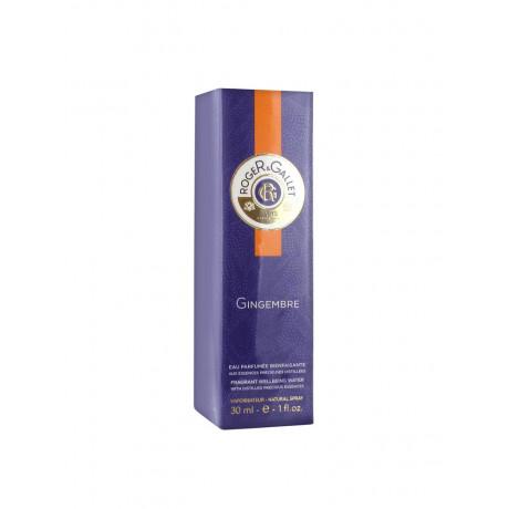 Roger & Gallet Eau Parfumée Bienfaisante Gingembre 30 ml