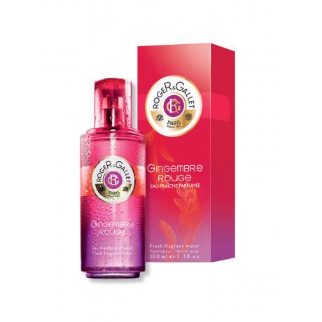Roger & Gallet Eau Fraîche Parfumée Gingembre Rouge 100 ml