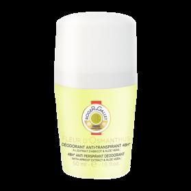 ROGER & GALLET - FLEUR D'OSMANTHUS – Déodorant Anti-Transpirant 48h, 50ml