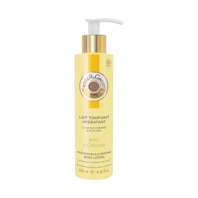 Roger & Gallet Lait Sorbet Tonifiant Bois d'Orange 200 ml