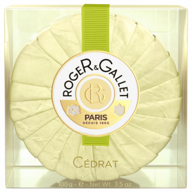 ROGER & GALLET - Cédrat - Savon Parfumé, 100g