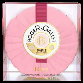 ROGER & GALLET - Rose - Savon Parfumé, 100g