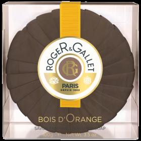 ROGER & GALLET - Bois d'Orange - Savon Parfumé, 100g