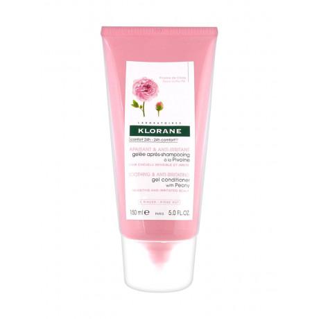 Klorane Gelée Après-Shampooing Apaisant & Anti-Irritant à la Pivoine 150 ml