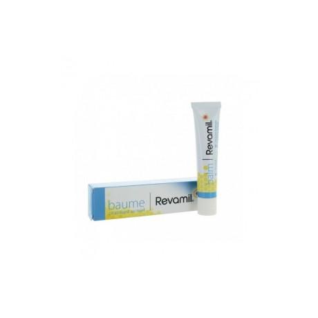 Revamil - baume cicatrisant au miel 25% - 15 g