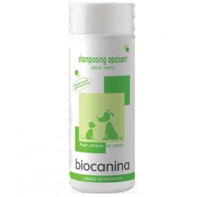 Biocanina Shampooing Apaisant à l'aloé vera