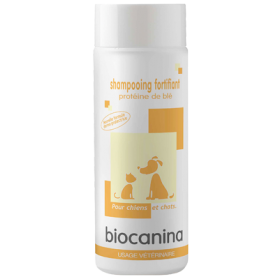 Biocanina Shampooing Fortifiant à la protéine de blé