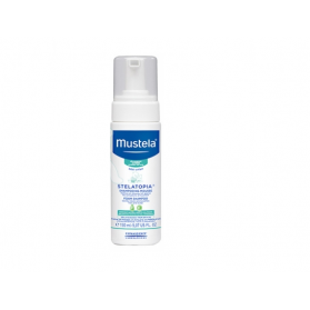 MUSTELA STELATOPIA Shampooing Mousse Flacon 150 ml