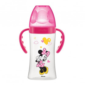 DODIE Initiation+ Biberon avec Anses Minnie 270 ml