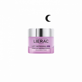 LIERAC - LIFT INTEGRAL - Crème Lift Restructurante Nuit, 50ml