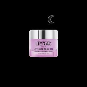 LIERAC - LIFT INTEGRAL - Crème Lift Restructurante Nuit, 50ml