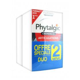 Nutreov Phytalgic Chondro+ Articulations Lot de 2 x 60 Comprimés