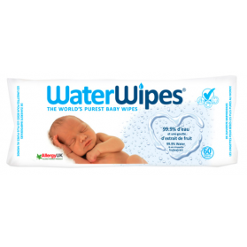 Waterwipes 60 Lingettes