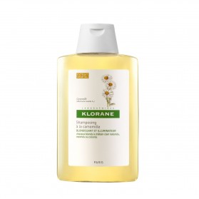 Klorane Shampooing blondissant et illuminateur à la camomille 400ml