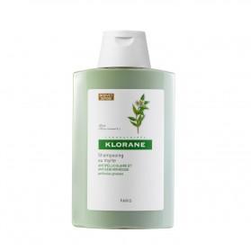 Klorane Shampooing au Myrte antipelliculaire et antiséborrhéique 200ml