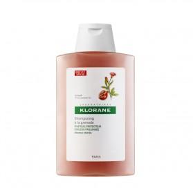 Klorane Shampooing à la Grenade fixateur protecteur coloration prolongée 200ml