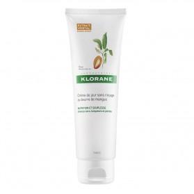 Klorane Cheveux Crème de jour sans rinçage au beurre de mangue 125ml