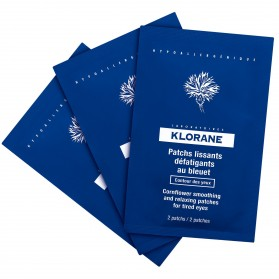 Klorane Patchs Lissants Défatigants