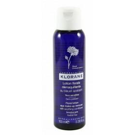 Klorane Lotion Florale Démaquillante au bleuet apaisant 100ml