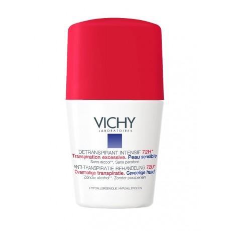 Vichy Détranspirant intensif 72H