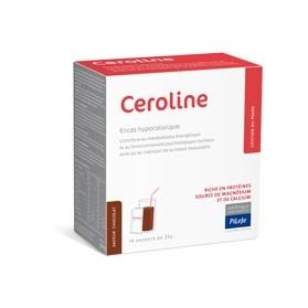 Pileje Ceroline encas hypocalorique Goût Chocolat