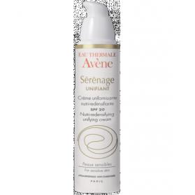 Avène Sérénage Unifiant crème uniformisante nutri-redensifiante SPF20 40ml