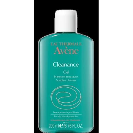 Avène Cleanance Gel nettoyant sans savon 300ml