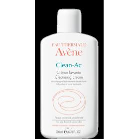 Avène Clean-Ac crème lavante 200ml