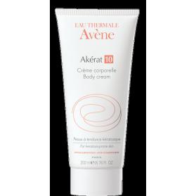 Avène Akérat 10 crème corporelle 200ml