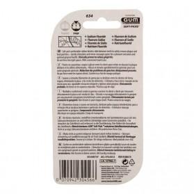 Gum soft-picks large + fluoride n° 634 40 unités