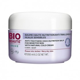 Bio Beauté baume haute nutrition anti-tiraillements pot 200ml
