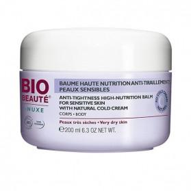 Bio Beauté baume haute nutrition anti-tiraillements pot 200ml
