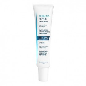 Ducray keracnyl repair baume à lèvres 15ml