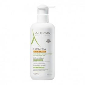 A-Derma exomega control lait émollient 400ml