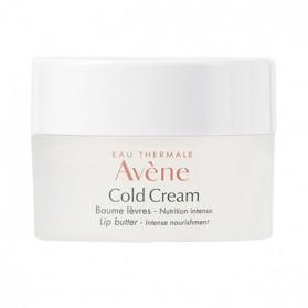 Avène cold cream baume lèvres en pot 10ml