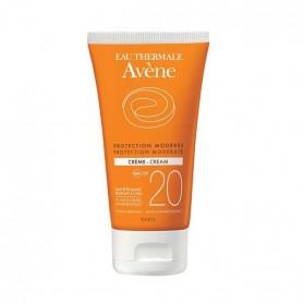 Avène crème solaire SPF20 protection modérée 50ml