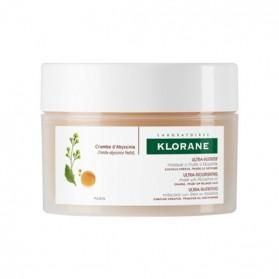 Klorane cheveux crépus masque huile d'abyssinie 150ml